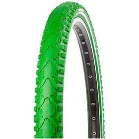 "Kenda Khan K-935 Clincher Tyre 28x1.50"" Reflex, green"
